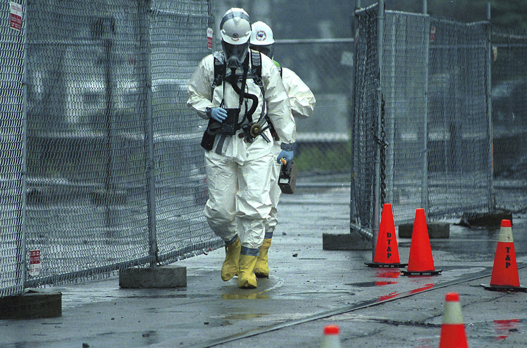 Chemical Spill Response