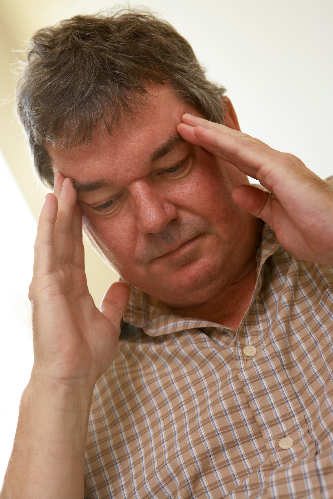 Oil Sheen Headache